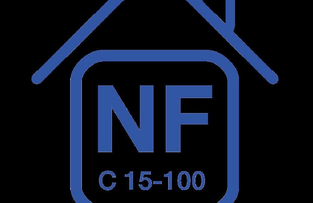 L'essentiel de la norme électrique NF C 15-100