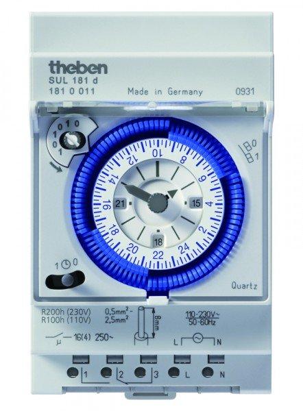 Optimiser sa consommation électrique avec une horloge programmable